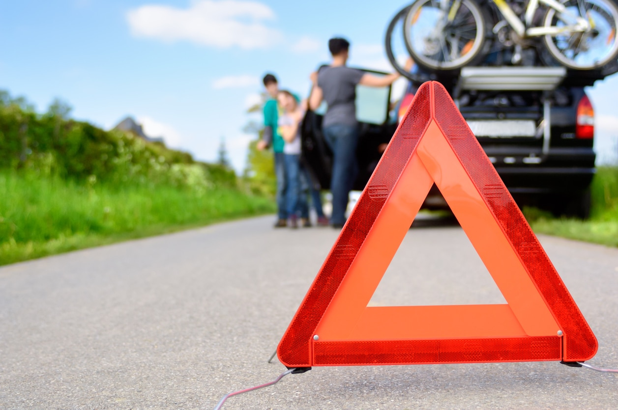 Accident de la route en vacances : quelle prise en charge ?