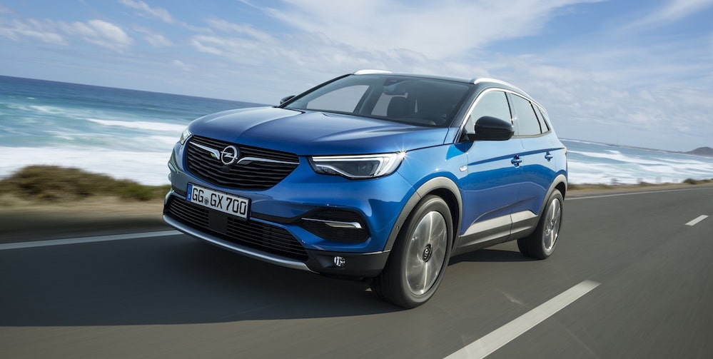 Opel Grandland X : Concurrence interne avec le Peugeot 3008