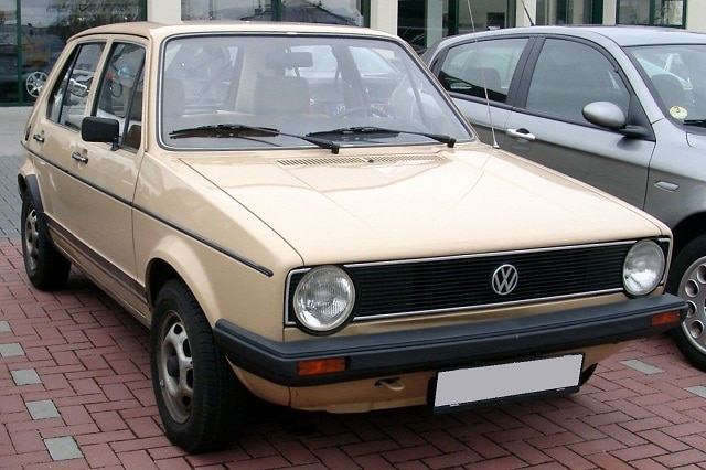 Volkswagen Golf I