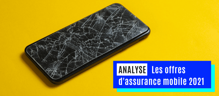 Analyse offres assurance mobile 2021